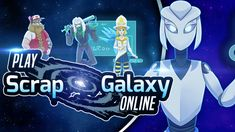 Scrap Galaxy - Now with online multiplayer