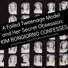 I wanna be on top - a post about being in love with America's Next Top Model by Kim Bongiorno @LetMeStartBySaying on @In The Powder Room #humor #modeling