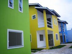 Casa Em Condomínio Fechado Em Ipitanga (3 Unidades) - 3 Unidades de lindas casas em condomínio fechado  de Ipitanga, nunca habitadas, ótima oportunidade de obter uma casa nova. 2...