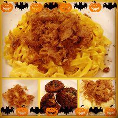 Trattoria Gambon #rimini #tartufo #porcini #halloween #foodporn