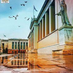 ⠀⠀⠀⠀⠀⠀⠀⠀⠀⠀⠀⠀⠀⠀ Meanwhile in Athens Athens Acropolis, Athens Greece, Greece Today, Athens Hotel, Street Photo, Macedonia, Greece Travel, Ancient Greece, Greece