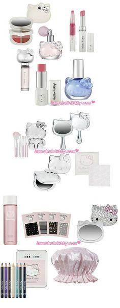 Sephora Hello Kitty Play Barbie, Barbie Dolls, Hello Kitty Makeup, Kawaii Girl, Cute Dolls, Cool Cats, Sephora, Little Girls, Mac