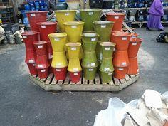 Woodlodge Pot Displaying: Fermoys garden center,   Atom pots