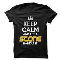 keep calm and let stone handle it t shirts hoodies add to cart - Network Consulting Engineer