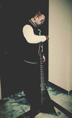 I love play the guitar