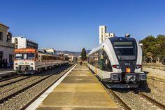 Ayer se inició la operación de los nuevos trenes en la línea de La Pobla de Segur