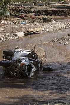 Lyons Colorado Flood