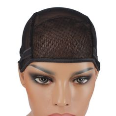 Wig Mall Wig Cap with Adjustable Straps Ultra Stretchy Nets Black Large * You can find out more details at the link of the image. (This is an affiliate link) Wig Making, Wig Cap, Weave Hairstyles, Hair Accessories, Mall, Hair Weaves, Hair Wigs, Amazon, Link