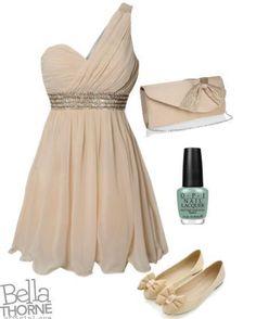 Look natural y clásico!