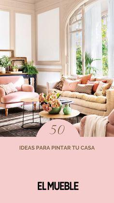 57 Ideas Para Renovar La Casa Decoración De Unas Decoracion De Interiores Muebles