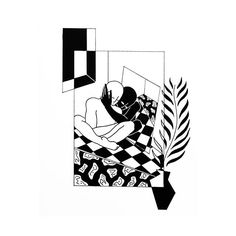 #Illustration #VisualArts Black and white, #Pinterest #Cartoon Font, Product design, Rectangle - Photo by @blackworknow - Follow #extremegentleman for more pics like this!