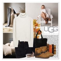 """Boot Remix with UGG : Contest Entry"" by polybaby ❤ liked on Polyvore featuring UGG Australia, Camp, NSF and Proenza Schouler"