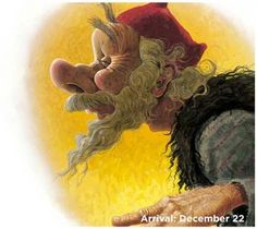 Iceland Christmas Troll to arrive Dec. Doorway Sniffer - he steals bread. Forest Creatures, Weird Creatures, Fairytale Creatures, Troll, Iceland Christmas, Baumgarten, Hobgoblin, Large Animals, Primitive Christmas