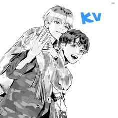 Fanart / VKOOK / FIRE. by 뷔국♡ | We Heart It
