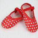 Gorgeous ballet shoes