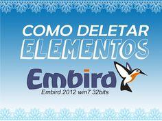 Como Deletar Elementos Da Matriz No Embird 2012 - YouTube