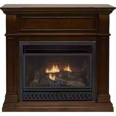nice 10 Perfect Gas Fireplace Insert Reviews - For Your Cozy Home in 2018 Check more at https://cozzy.org/best-gas-fireplace-insert/