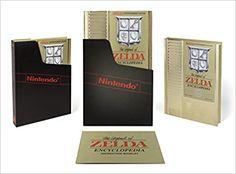 Amazon.com: The Legend of Zelda Encyclopedia Deluxe Edition (9781506707402): Nintendo: Books