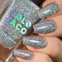 Rainbow Snow – Holo Taco