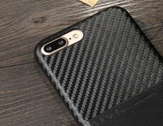 Woven Texture Case for iPhone 7  Give your new iPhone 7 a sophisticated protection with this Woven Texture Case. Its got a slot on the outside for keeping your most valuable card so that you can ditch those bulky wallets when youre heading outdoors every day. The iPhone will stay safe from unwanted damage and look pretty elegant at the same time. Thats what makes this case one of a kind. Its got a woven texture you will love to flaunt and anti-knock protection will ensure... Continue Reading…