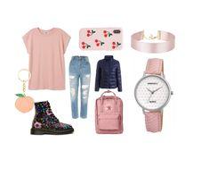 A tavaszi szetteknél nyugodtan kombinálhatod a rózsaszínt sötétebb árnyalatokkal. Például így!