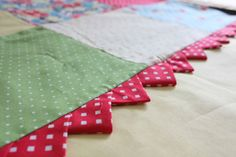 prairie points quilt | ... quilt with prairie points or picot points in the borders while i ve