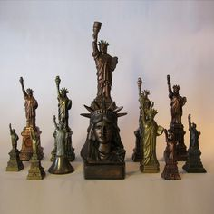 Love my Statue Of Liberty collection