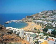 Puerto Rico. Gran Canaria
