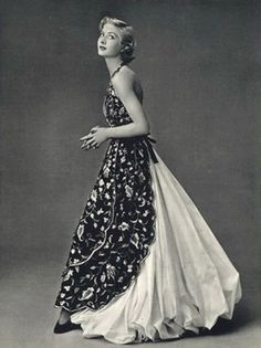 balenciaga, 1953. why can't everything be this elegant still?