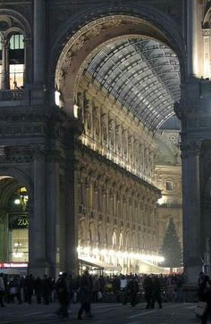 Galleria, Milano, province of Milan, Lombardy