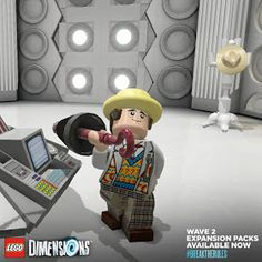 Lego Seventh Doctor Dr Who Lego, Lego Doctor Who, The Avengers, Age Of Ultron, Winter Soldier, Pokemon Go, Dirk Gently, The Hitchhiker, Guide To The Galaxy