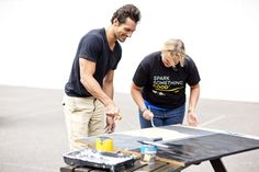David Gandy talks exclusively to Riddle about his ever-expanding range of charitable endeavours