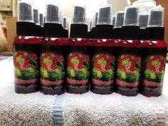We have updated our stock of Fruit Sprays! Still stock is limited so get them while they're HOT! Please remember that Sprays are ONLY available to the US. Sprays, Fruit