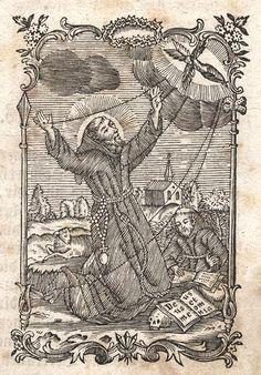 Catholic Prayers, Catholic Art, Roman Catholic, Francis Of Assisi, St Francis, Vintage Holy Cards, Religion Catolica, Old Cards, San Francisco