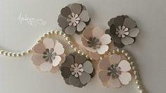 Azuleya... i nostri fiori per delicate decorazioni