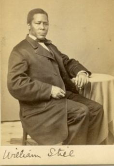 William Still, Philadelphia's most active conductor on the Underground Railroad.
