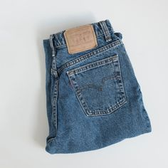 vintage high waist levis jeans by Tomorrownever on Etsy