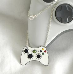 Where's the PlayStation controller necklace, man? lol
