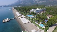 Mirada Del Mar Hotel Göynük (Antalya) The 5-star Mirada Del Mar Hotel offers an ideal location right on Göynük's beach. It features luxury spa facilities, a beach bar and an outdoor pool with waterslides.  The air-conditioned guest rooms have free Wi-Fi, satellite TV and a minibar.