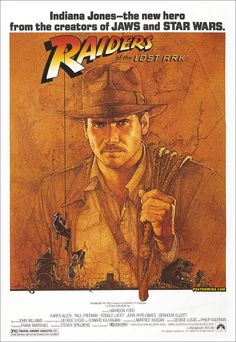 """This Day in History: June 21, 1981 - """"Raiders of the Lost Ark"""" opened. Find out what else happened this day in #history http://www.on-this-day.com/onthisday/thedays/alldays/jun21.htm https://www.facebook.com/CenturyCorpMD"""