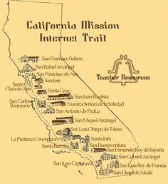 mapa de california - Buscar con Google | geografia ...