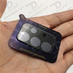 گلس لنز دوربین سامسونگ Galaxy A72 گلس محافظ لنز دوربین گوشی سامسونگ گلکسی A72 گلس لنز دوربین سامسونگ Galaxy A72 لنز دوربین تلفن های همراه بسیار حساس می باشد و ممکن است با کوچک ترین ضربه دچار آسیب و خراش های کوچک شود. گلس مخصوص این امکان را می دهد تا به صورت کامل از دوربین گلکسی آ 72 | Galaxy A72 خود مراقبت نمایید قرار دادن این محافظ بر روی لنز دوربین گوشی بسیار آسان خواهد بود و هنگام تعویض نیز به راحتی می توانید آن را جدا نمایید. Samsung Galaxy A72 Camera Glass Lens Protector Samsung, Electronics, Phone, Glass, Accessories, Telephone, Drinkware, Corning Glass, Mobile Phones