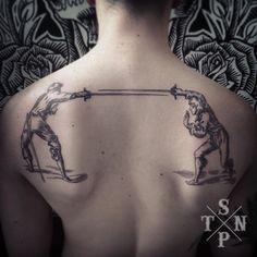 Tattoo par Willem #tattoo #engraved #tatouage #blackartist #engraving #blacktattoing #black #blackwork #blacktattooart #cannes #sangpiternel #noir