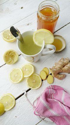 Heisse Zitrone - mit rein natürlichen Zutaten eine 7-fache Wirkung gegen Erkältungskrankheiten! Food Pictures, Food Pics, Grapefruit, Remedies, Blog, Smoothies, Fitness, Beauty, Healthy Food