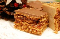 Prajitura Greta Garbo - Retete culinare by Teo's Kitchen New Recipes, Cooking Recipes, Romanian Food, Romanian Recipes, Marshmallows, Pecan, Christmas Cookies, Nutella, Caramel