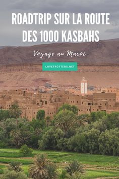 Complete itinerary of a roadtrip from Marrakech to Merzouga offering the most beautiful landscapes of southern Morocco by taking the road of 1000 Kasbahs Source by lovetrotters Marrakech, Photography Gear, Blog Voyage, Travel And Tourism, Travel Advice, Beautiful Landscapes, Africa, Europe, Tours