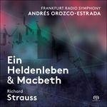 Prezzi e Sconti: #Vita d'eroe op.40 macbeth op.23 edito da Pentatone  ad Euro 19.35 in #Superaudio cd ibrido #Musica sinfonica