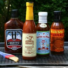 BBQ Regional Sauce Collection now featured on Fab.