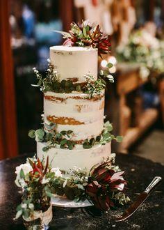 Fall inspired cake