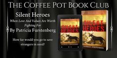 The Coffee Pot Book Club: Check out Patricia Furstenberg's fabulous book — S... Books Everyone Should Read, Short Poems, Smiling Man, Her Smile, Historical Fiction, Shades Of Black, Haiku, Bestselling Author, Thriller